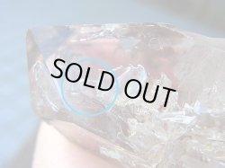 画像2: メキシコ産水入りウインドウ・エレスチャル水晶原石192.8g