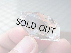 画像2: ニューヨーク・ハーキマー鉱山産クリア水晶ポイント16.8g