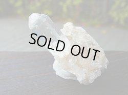 画像2: インドヒマラヤ・マナリ産ゴールデンイエロー・ウォータークリア水晶クラスター25.4g