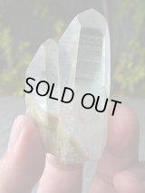 インドヒマラヤ・マンディ産水晶ツインポイント73.2g