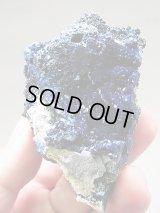 【クリアランス価格30%OFF 4,500円→3,150円】アズライト(藍銅鉱)原石100.3g