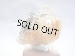 画像1: ブラジル産カラピッチョ・ルチル水晶(クオーツインクオーツ)ポイント23.8g