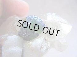 画像2: 【クリアランス価格30%OFF 10,000円→7,000円】バイカラートルマリン(グリーン&ブルー)付き水晶原石78.2g