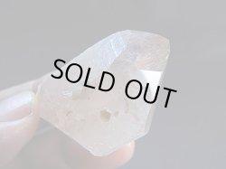 画像2: マダガスカル産アンフィボール&リチウム入りピンク水晶ポイント47.8g