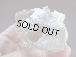 画像2: スカルドゥ産ターミネイテッド型ライトスモーキーDT水晶ポイント223.3g