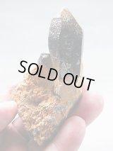 フィンランド・リプシニエミ産モリオン(黒水晶)ポイント127.6g