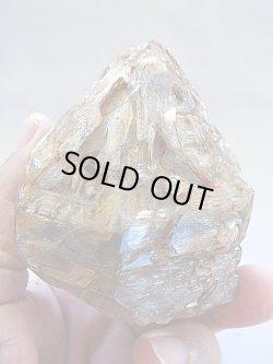 画像1: ウインドウ(エレスチャル)骸晶水晶原石354.3g