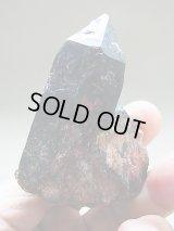 フィンランド・リプシニエミ産モリオン(黒水晶)ポイント139.1g