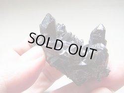 画像2: カザフスタン産モリオン(黒水晶)連晶原石67.4g