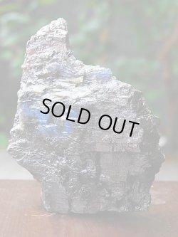 画像1: 【超レアものおすすめ】フィンランド産ハイパースシーン・スペクトロライト原石183.9g